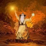 wizard-flames