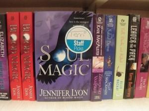 Soul  Magic Staff Pick