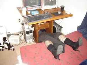 Witch unter computer