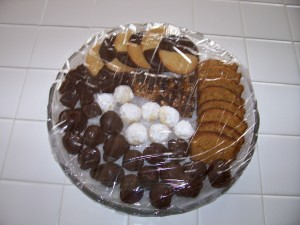 Christmas baking 2009