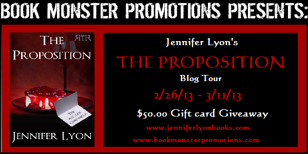 THE PROPOSITION Tour Banner