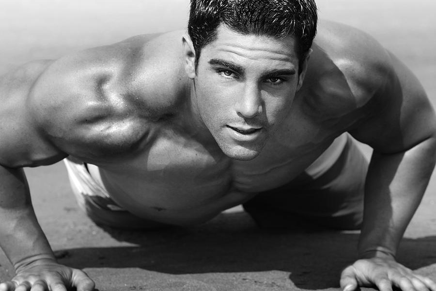 Фото молодых мускулистых парней 19 фотография