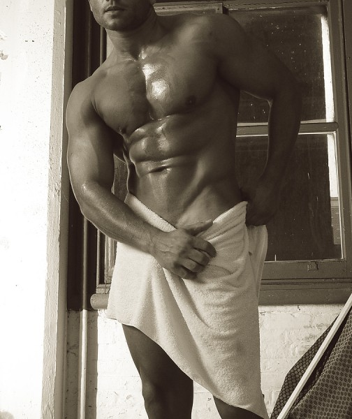 bigstock-Male-With-Towel-596413