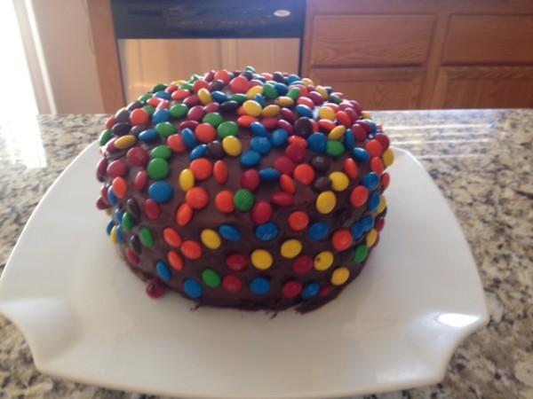 Birthday Cake BLB 2015