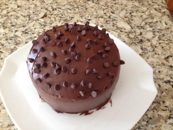 Wizard's birthday cake