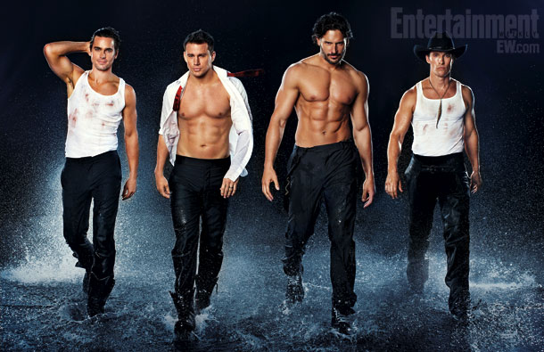 MagicMikeMusical Hunks