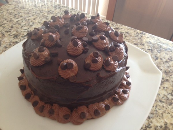 birthday cake 2015