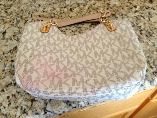 damanged purse