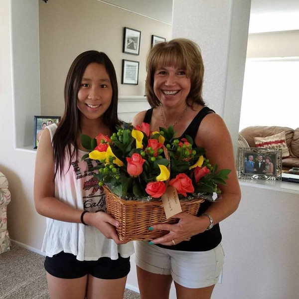 birthday flowers 2016