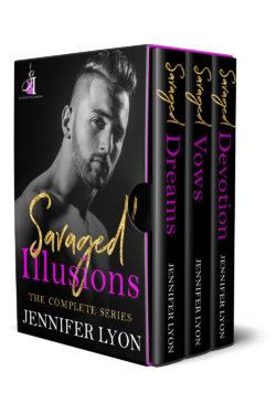 Savaged Illusions — The Complete Set