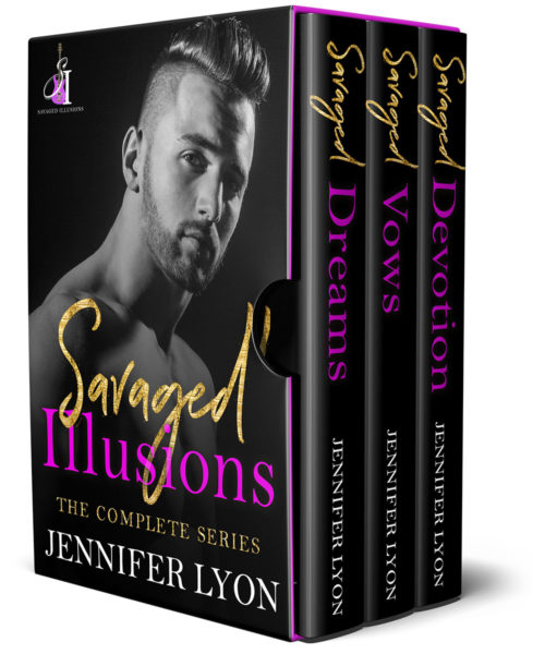Savaged Illusions — The Complete Set